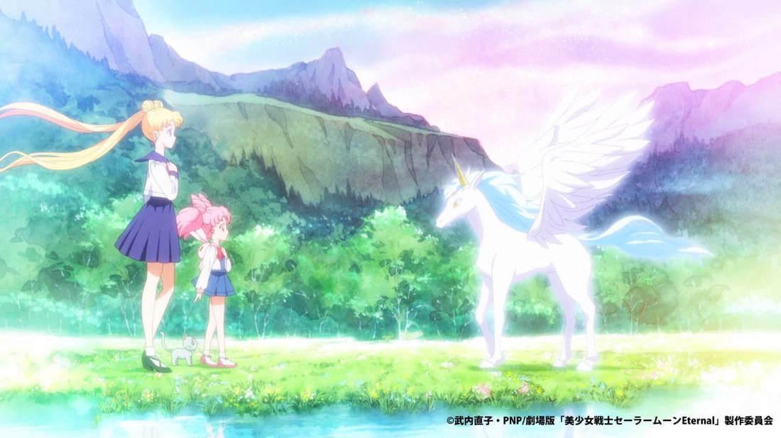 动画《美少女战士Eternal》相比老版本的优缺点介绍 (2)