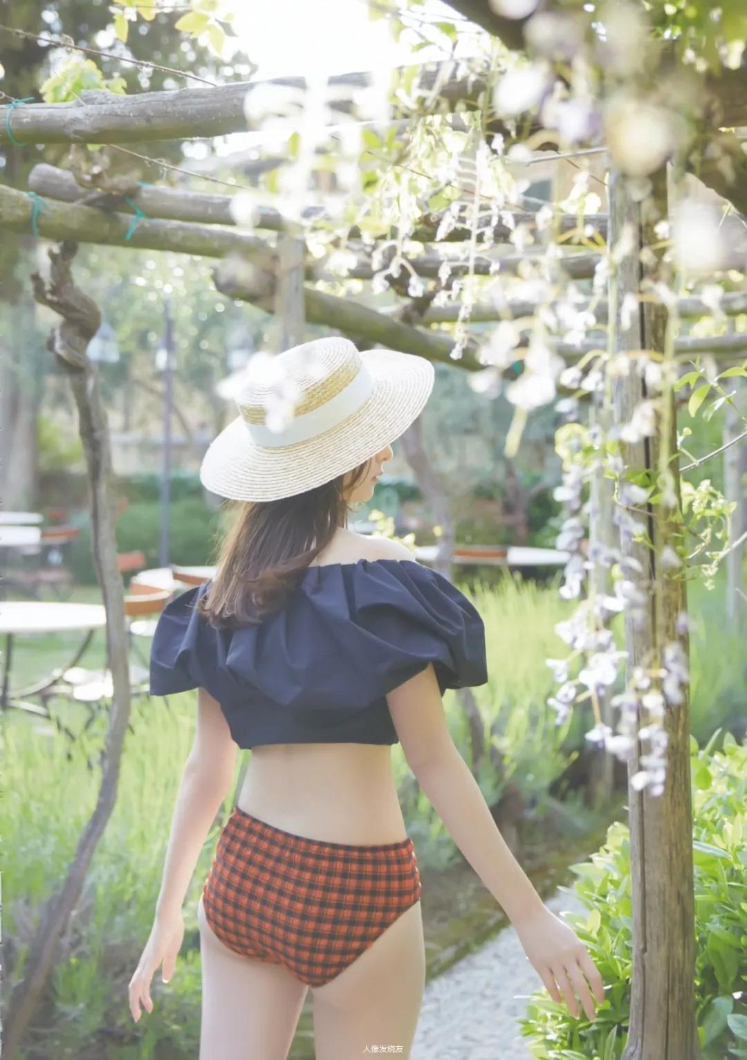 不折不扣的邻家系女神新木优子写真作品 (100)