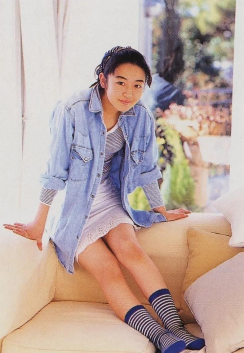 清纯玉女17岁情书中的酒井美纪写真作品 (28)