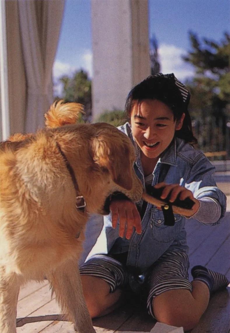 清纯玉女17岁情书中的酒井美纪写真作品 (30)