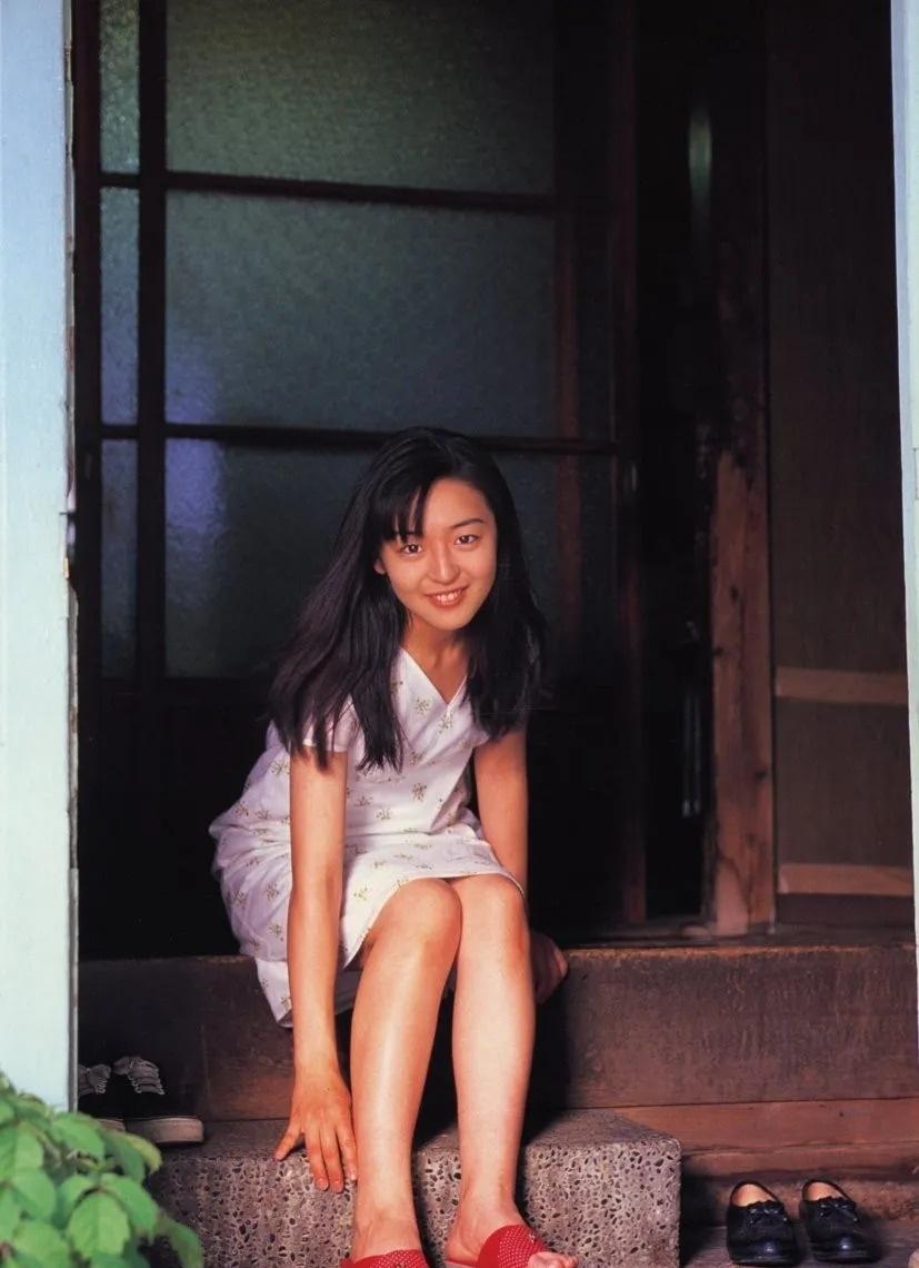 清纯玉女17岁情书中的酒井美纪写真作品 (44)