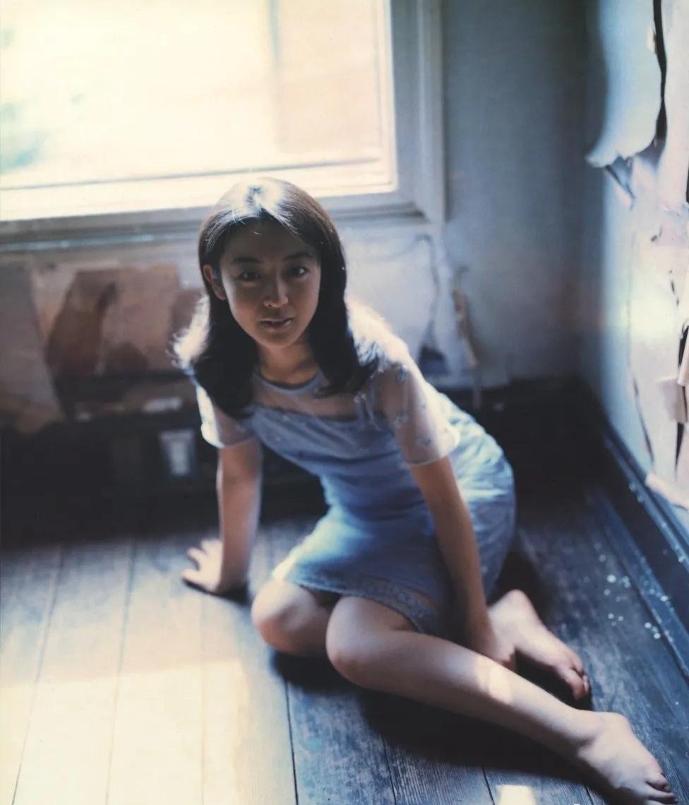 清纯玉女17岁情书中的酒井美纪写真作品 (62)