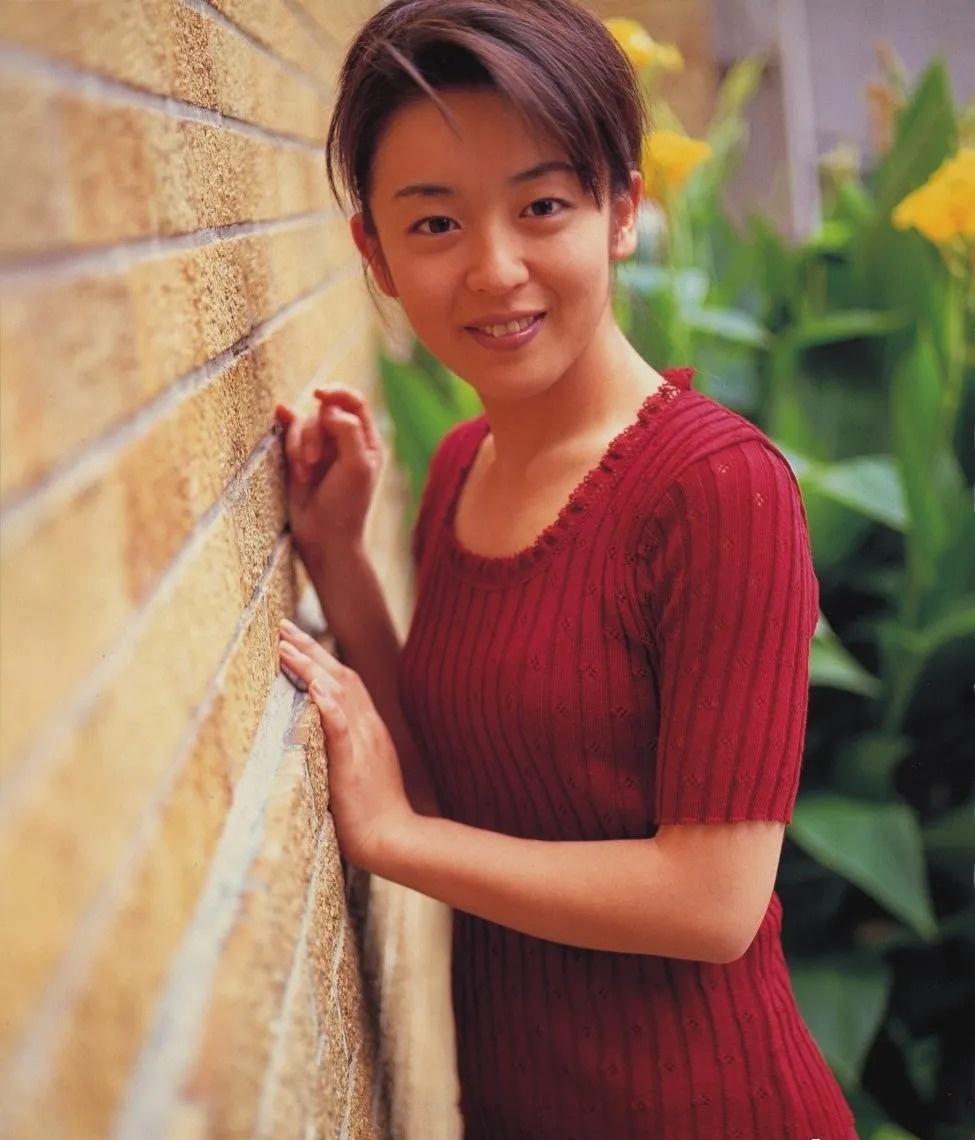 清纯玉女17岁情书中的酒井美纪写真作品 (88)