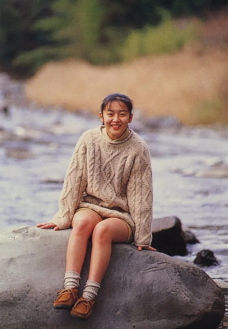 清纯玉女17岁情书中的酒井美纪写真作品 (127)