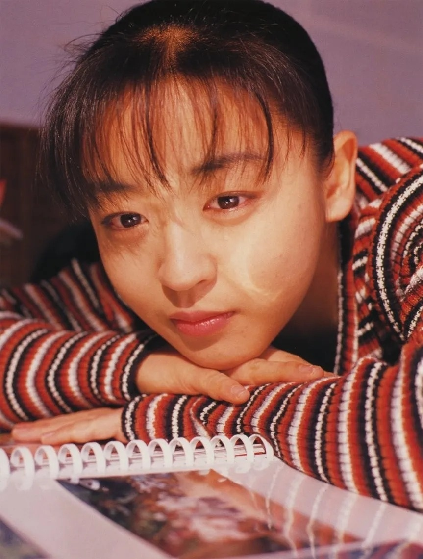 清纯玉女17岁情书中的酒井美纪写真作品 (11)