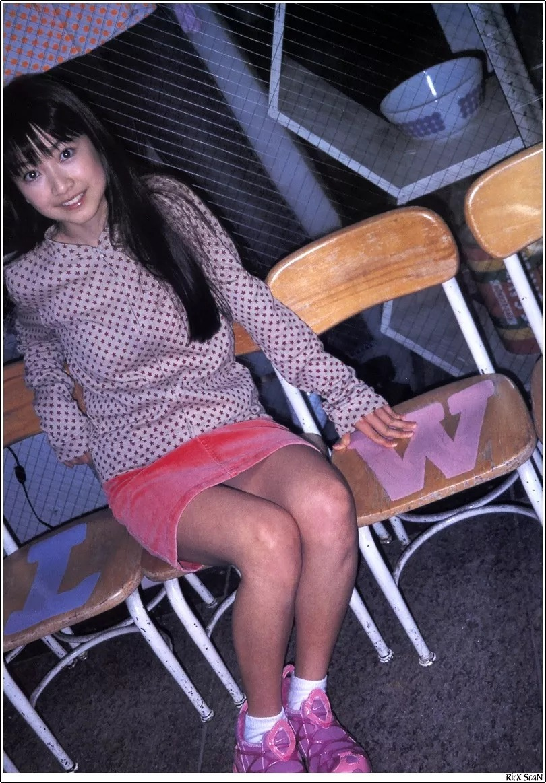 形象纯过蒸馏水的黑川智花《少女觉醒》的写真作品 (114)