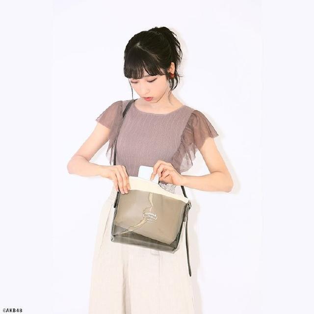 AKB48小栗有以新写真出炉 少女感满满超可爱