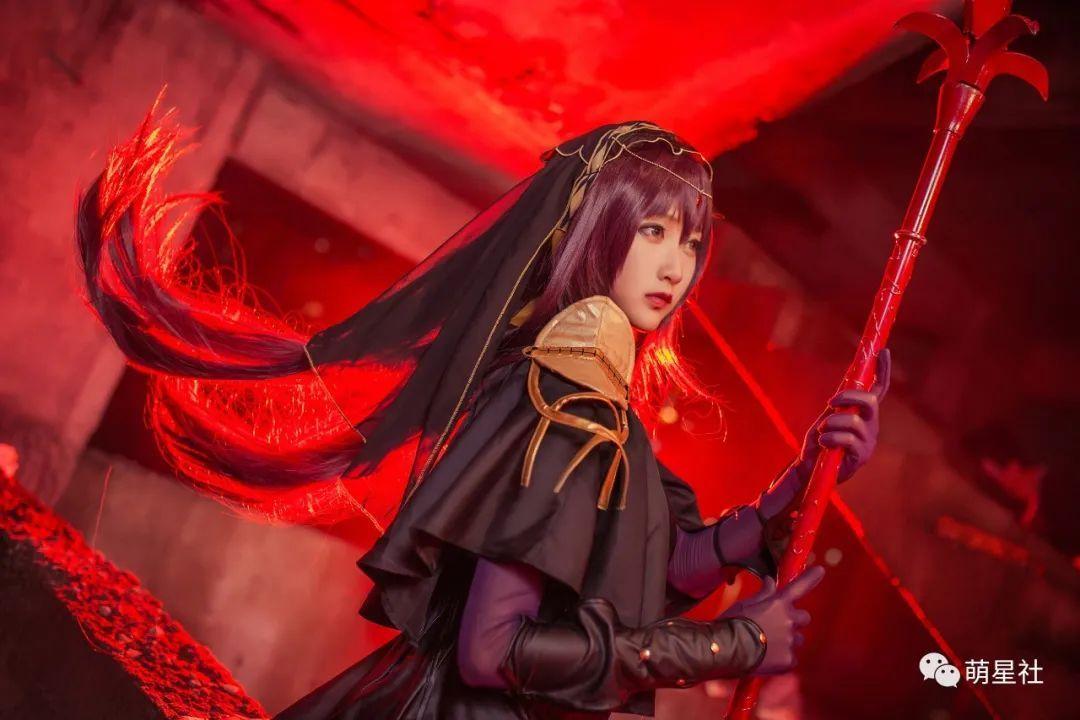 《Fate/Grand Order》斯卡哈   摄影:白金