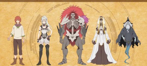 《世界尽头的圣骑士》宣传影片与PV欣赏-Anime漫趣社