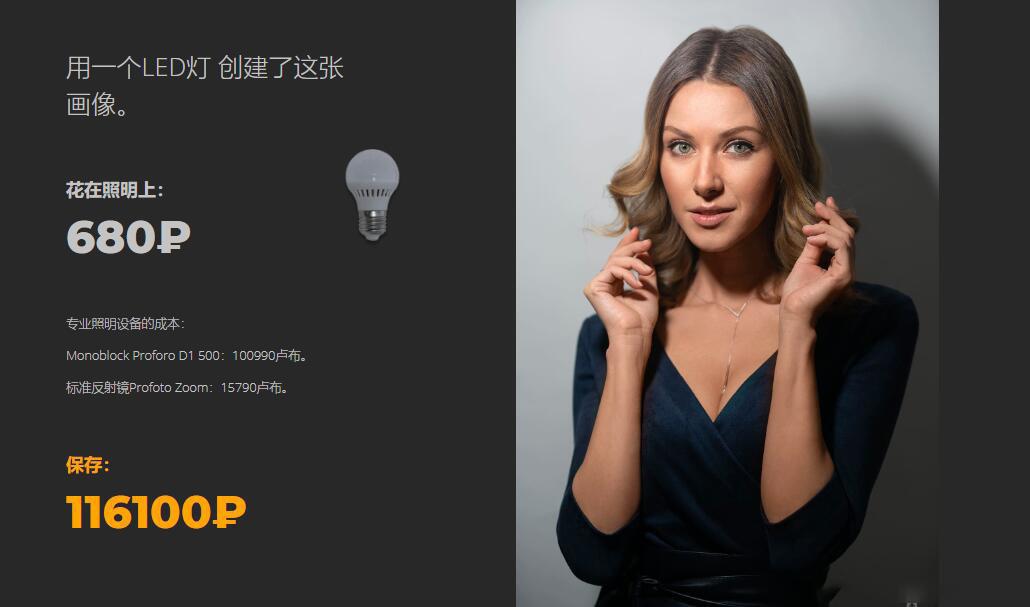 摄影教程_Evgeny Kartashov预算摄影-摄影棚至少11种廉价布光方案教程-中文字幕 摄影教程 _预览图5