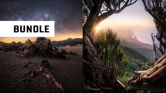 摄影教程_Fabio Antenore-超级真实银河系夜景风光摄影及后期附扩展素材-中英字幕 摄影教程 _预览图1