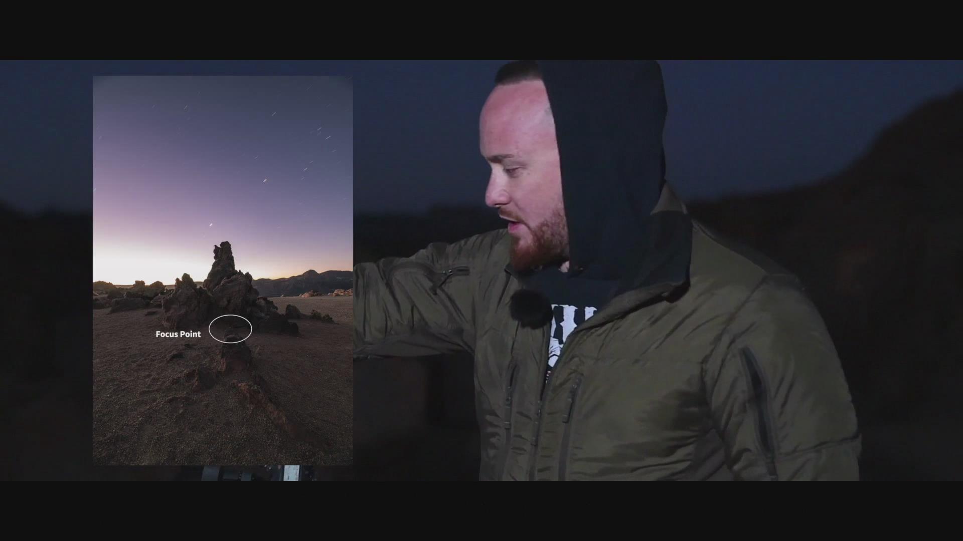 摄影教程_Fabio Antenore-超级真实银河系夜景风光摄影及后期附扩展素材-中英字幕 摄影教程 _预览图18