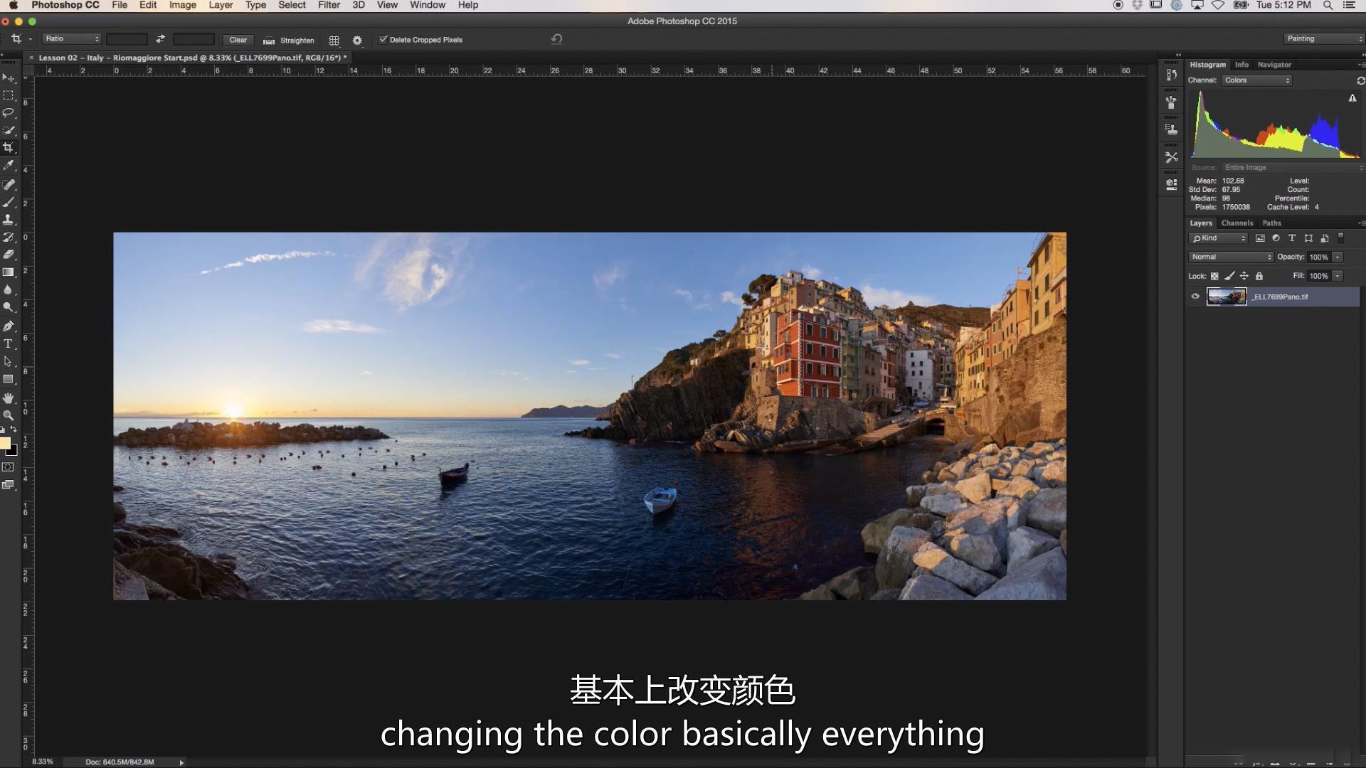 摄影教程_Fstoppers-Elia Locardi世界城市景观星轨风光摄影及后期-中英字幕 摄影教程 _预览图9