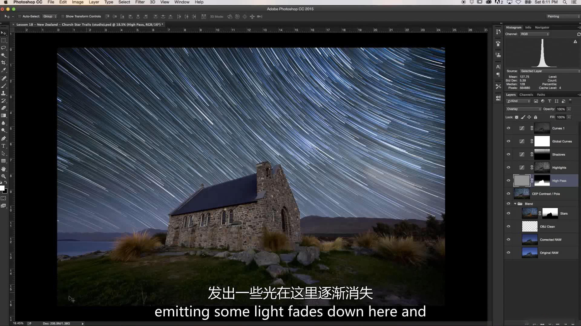 摄影教程_Fstoppers-Elia Locardi世界城市景观星轨风光摄影及后期-中英字幕 摄影教程 _预览图54