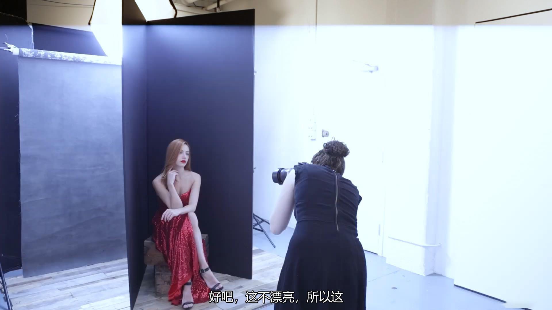 摄影教程_Lindsay Adler为期10周的工作室棚拍布光大师班教程-中文字幕 摄影教程 _预览图19