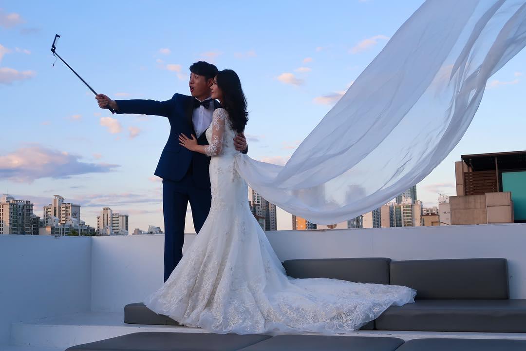下周日结婚!女友陪他抗癌成功,韩国谐星发文:谢谢你救了我!插图10