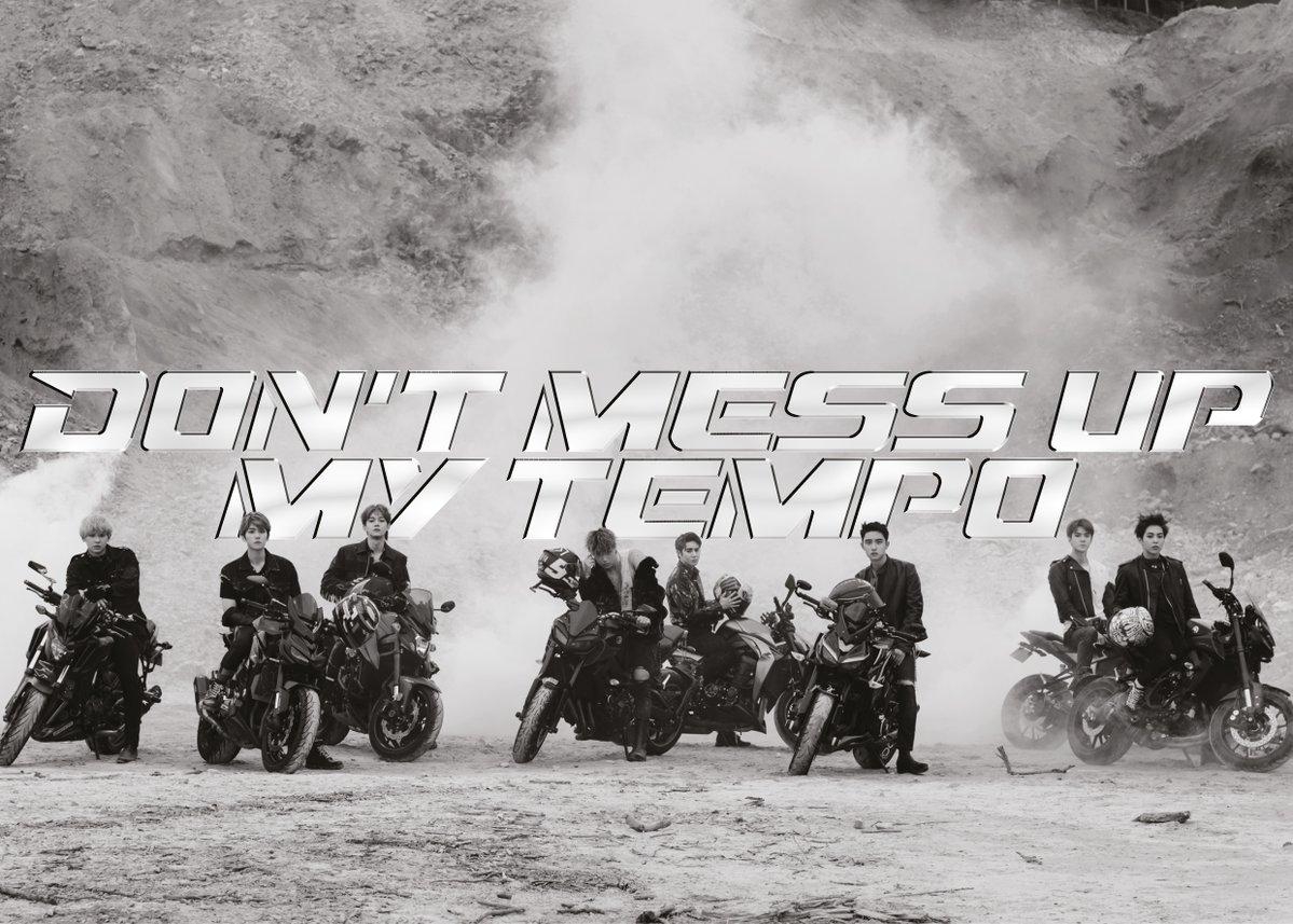 张艺兴也在!EXO九人完整体回归预告公开,全员化身帅气摩托车手!插图2