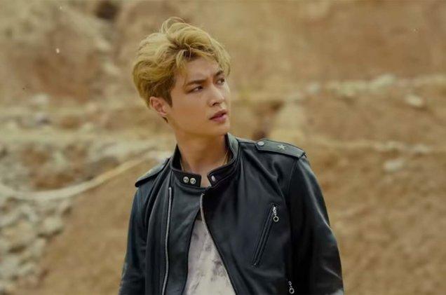 张艺兴也在!EXO九人完整体回归预告公开,全员化身帅气摩托车手!插图6
