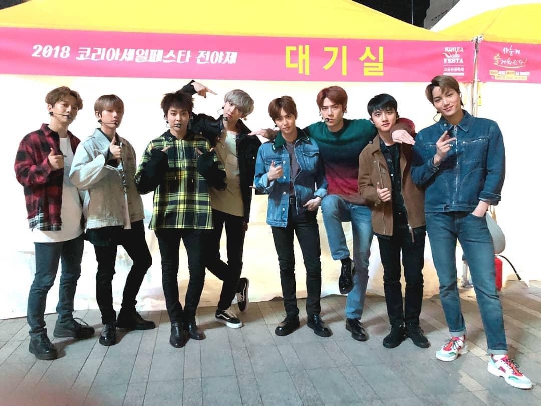 张艺兴也在!EXO九人完整体回归预告公开,全员化身帅气摩托车手!插图8