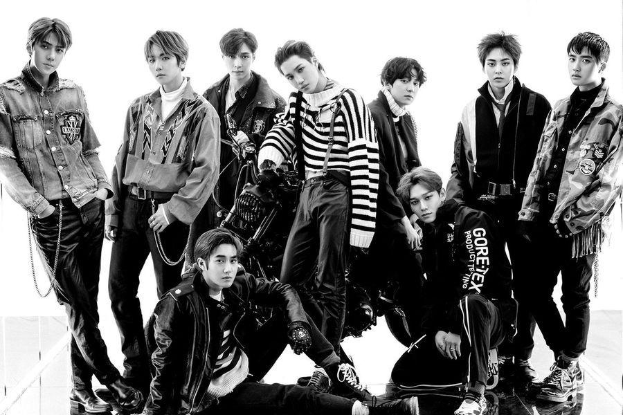 韩国乐坛销量王!EXO专辑销量累积破千万,SUHO对此成绩的看法获大赞!插图2