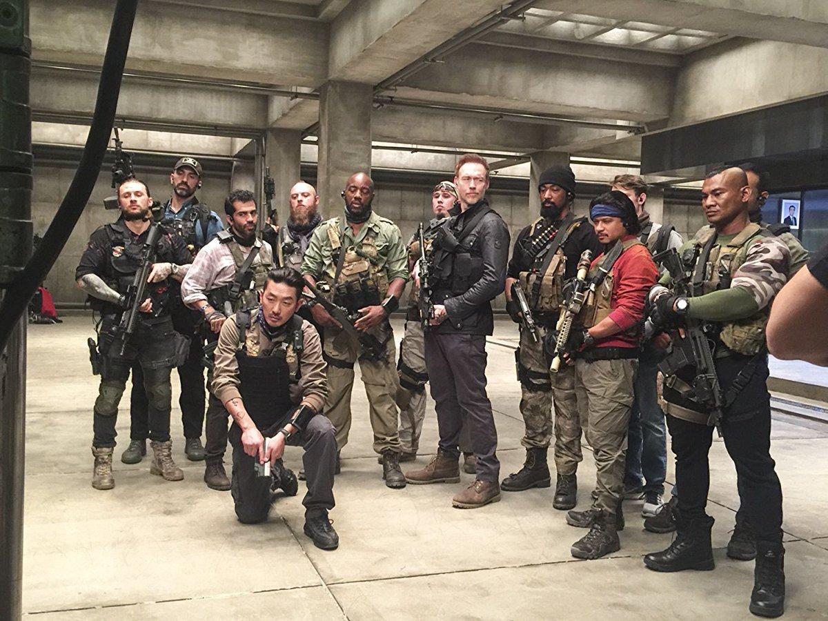 河正宇新电影《绝地隧战》,精彩爆破、第一人称射击视角让你身临其境插图4