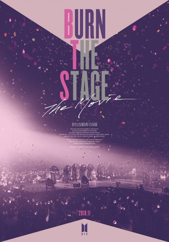 防弹少年团跃上大荧幕!《Burn the Stage: The Movie》带你看他们成名的血、汗、泪!插图