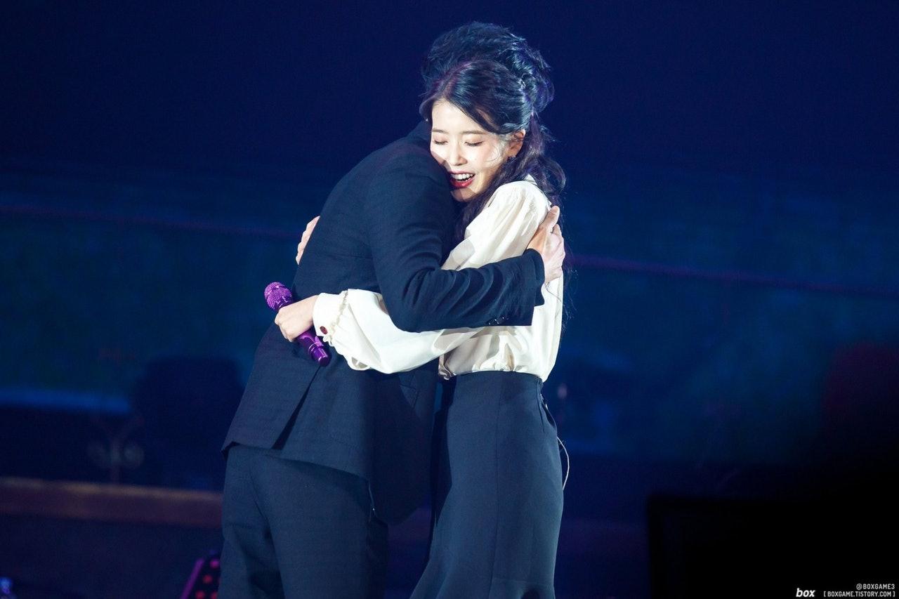 偶像中的偶像!盘点那些追星成功的韩国偶像,真的是世界上最幸福的迷弟迷妹插图