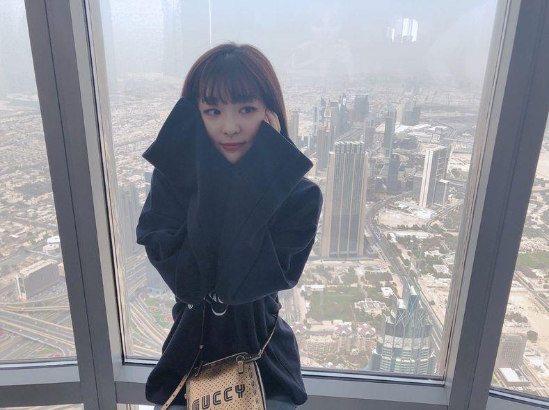 Red Velvet瑟琪五大魅力大公开,帅气、可爱、性感和呆萌样样有!插图8