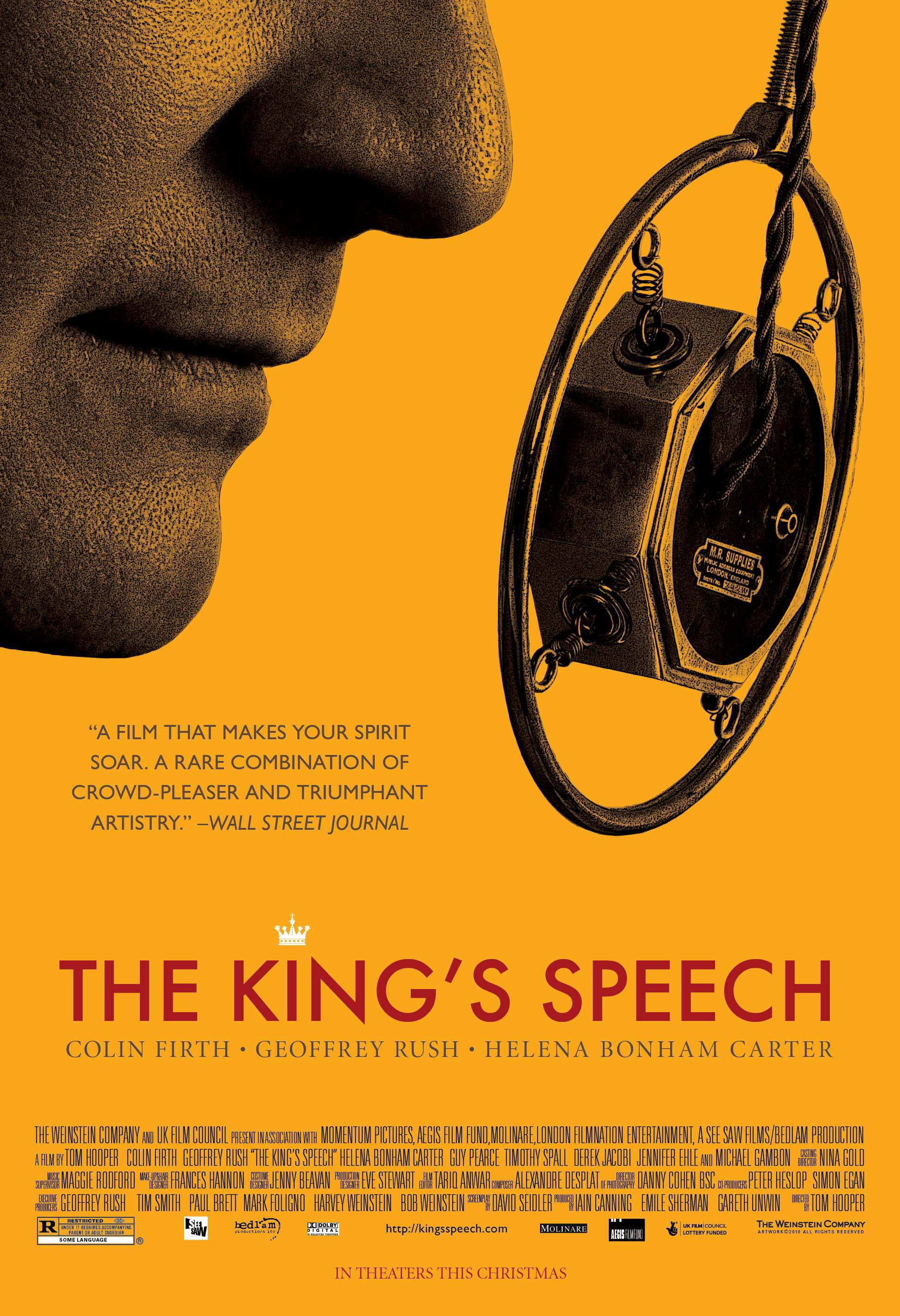 帅大叔演完绅士特工回锅当国王!科林·费尔斯有望继续接演《国王的演讲》续集《国王的战争》插图