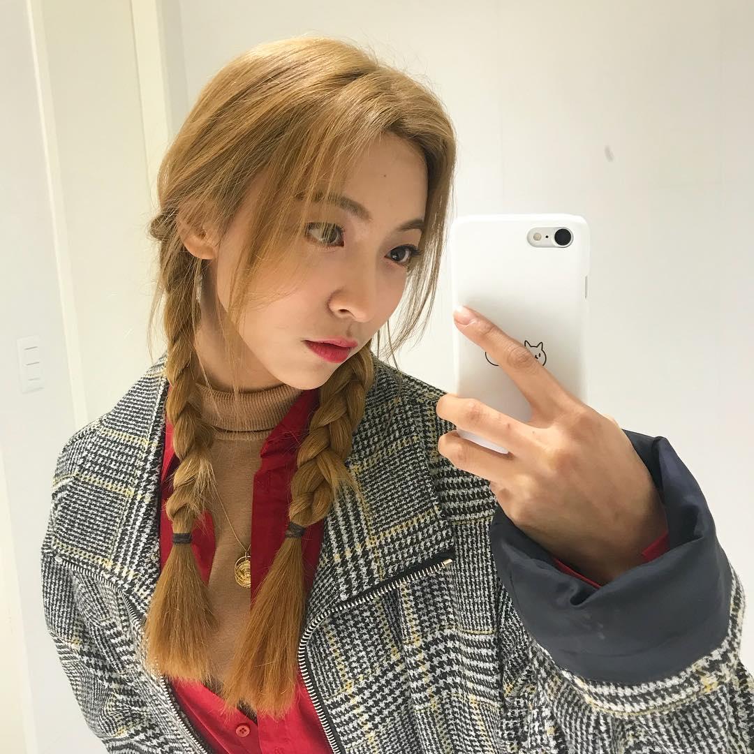 被骗超千万韩元!f(x)主唱Luna公开诈骗短信记录,骗子冒充自己向妈妈多次借钱!插图12