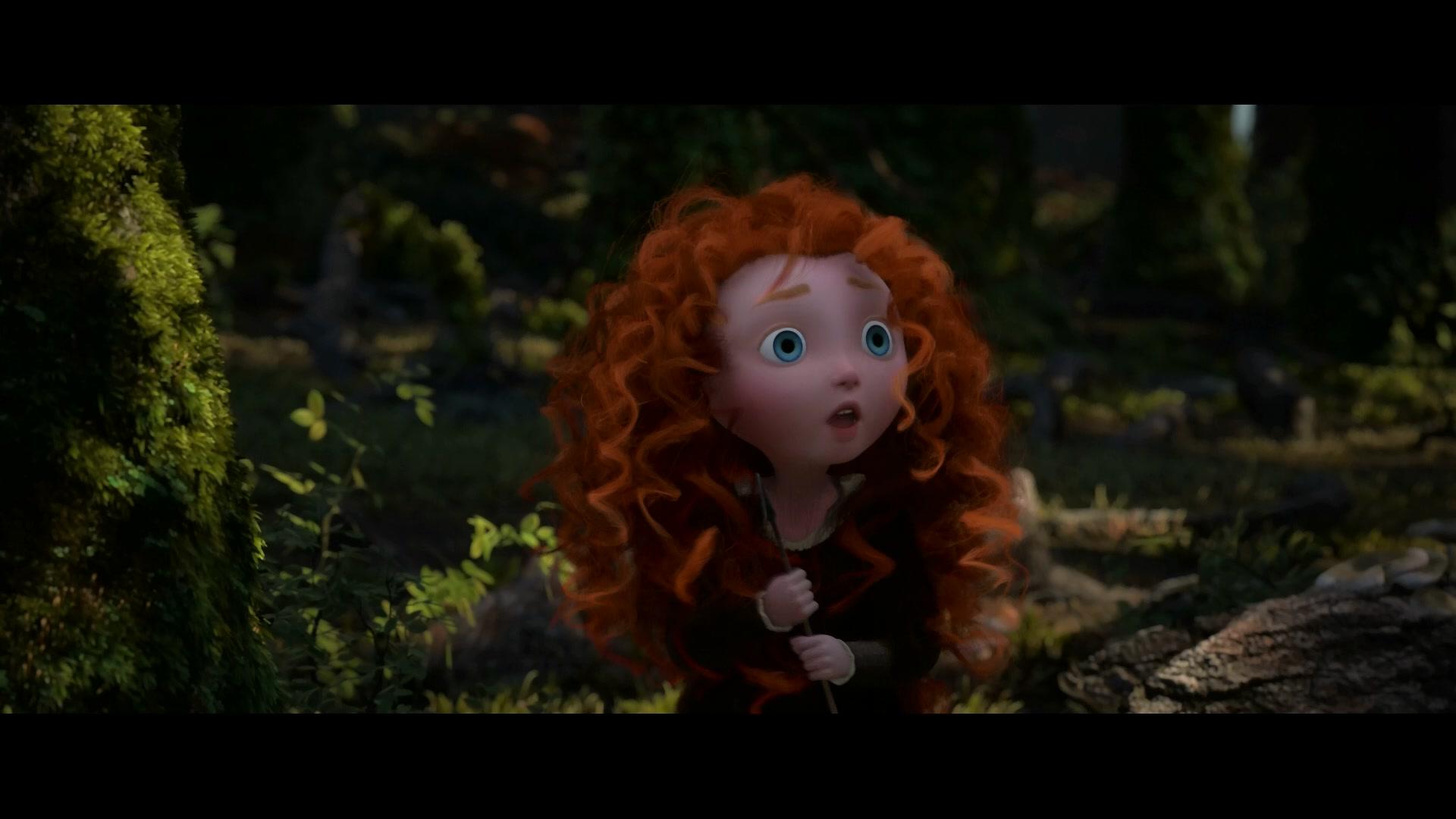 盘点迪士尼公主们的超萌小时候,超Q的小脸蛋让大家都融化了!插图13
