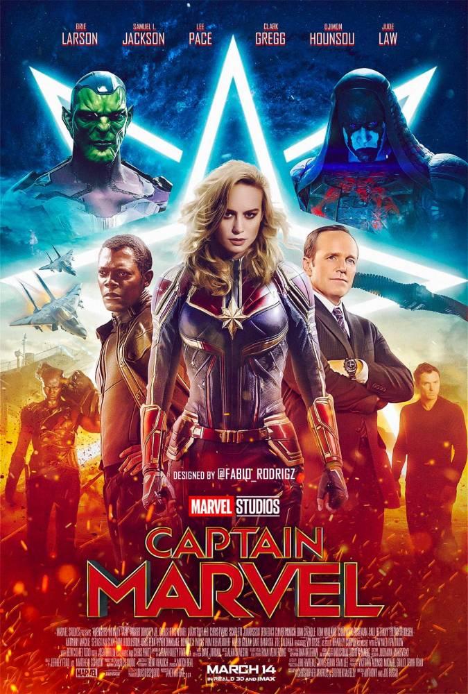 时空穿越?惊奇队长被爆是漫威电影宇宙最强大的超级英雄!插图3