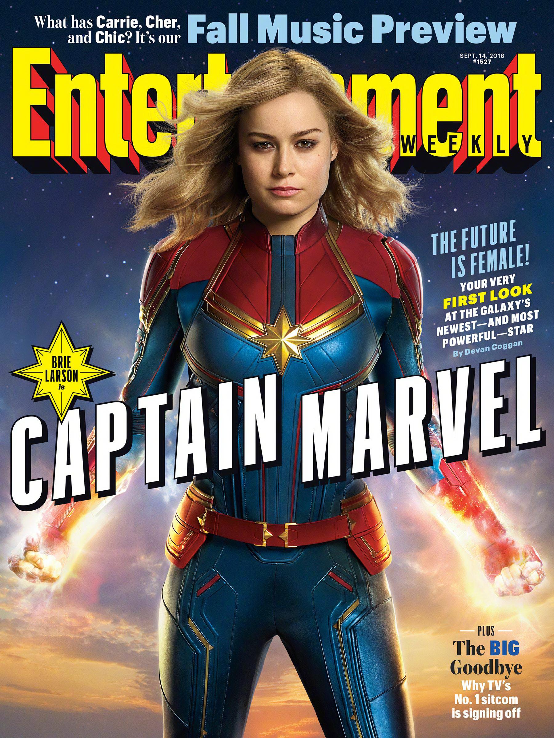 时空穿越?惊奇队长被爆是漫威电影宇宙最强大的超级英雄!插图4