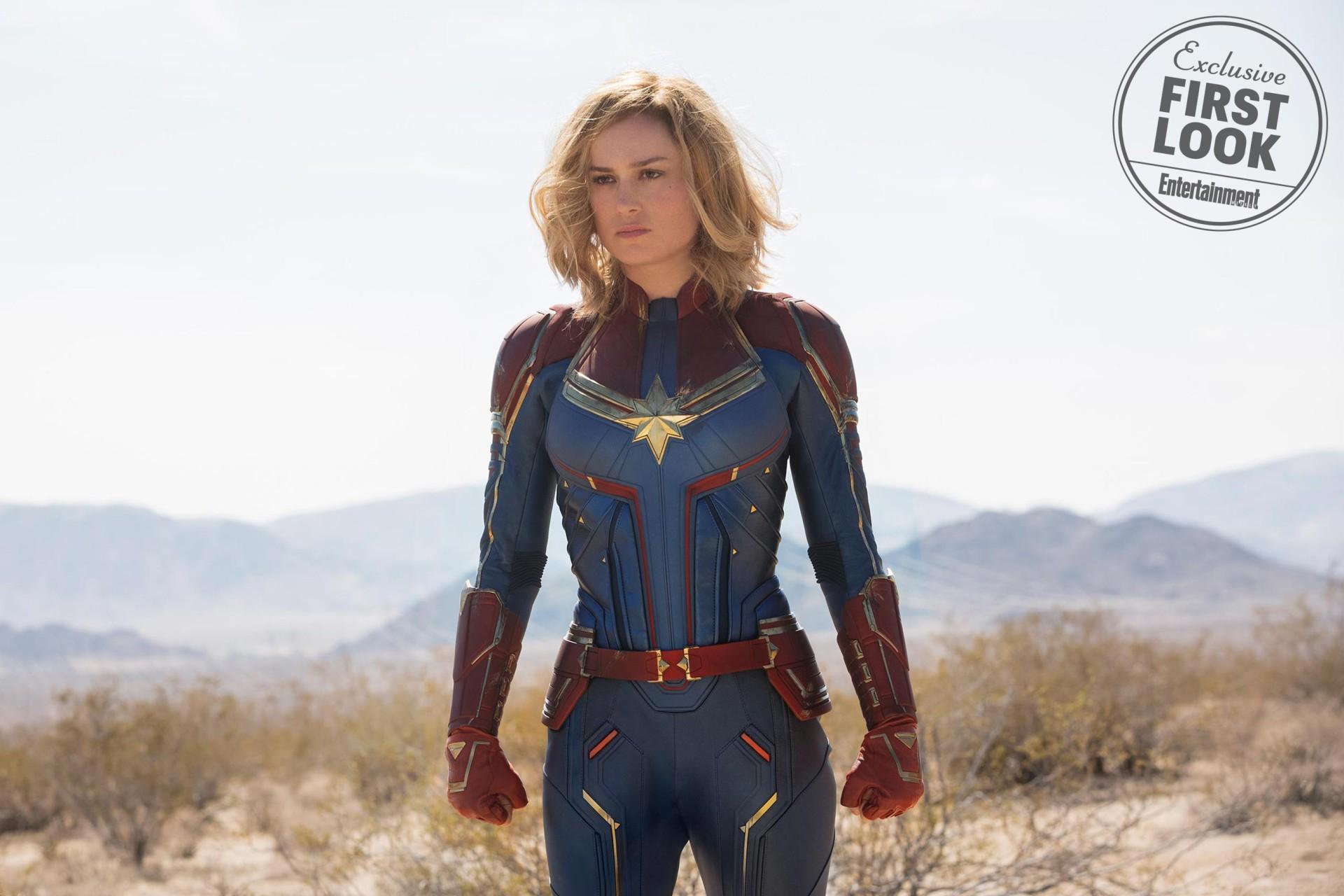 时空穿越?惊奇队长被爆是漫威电影宇宙最强大的超级英雄!插图