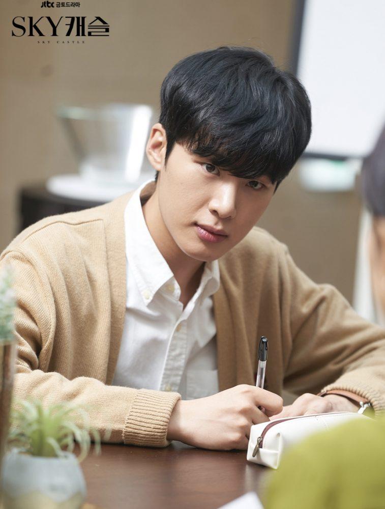 话题韩剧《天空之城》年轻男演员大盘点,演技+颜值大爆发!插图4