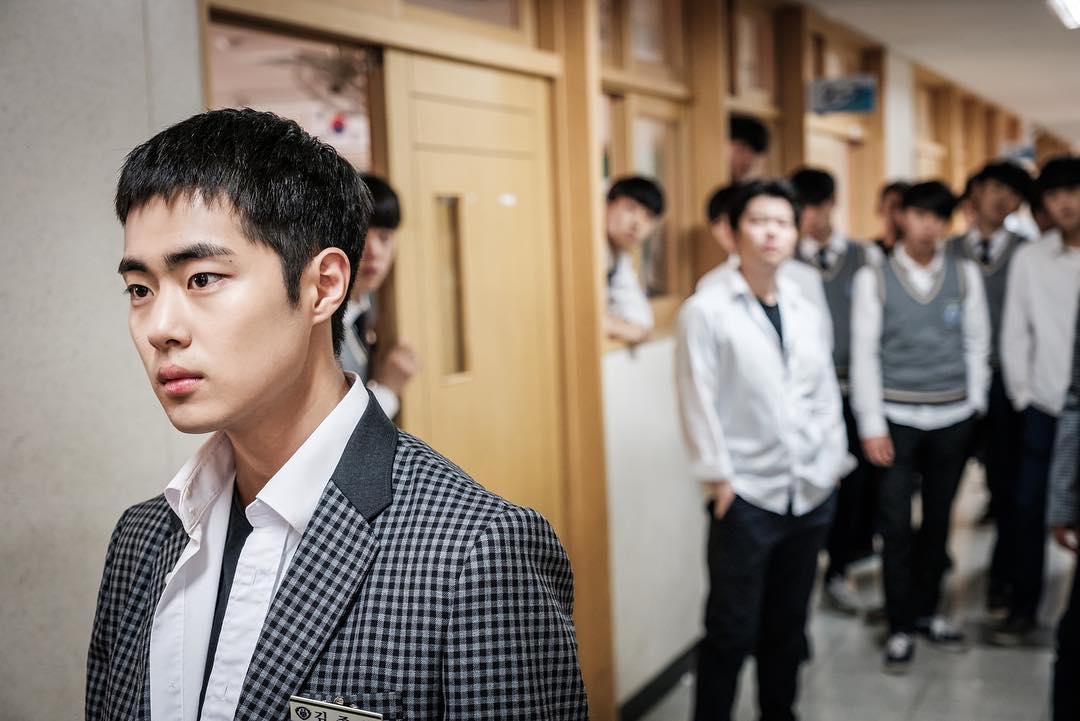 话题韩剧《天空之城》年轻男演员大盘点,演技+颜值大爆发!插图7