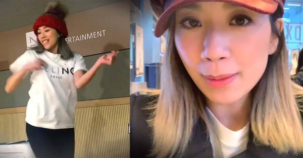 当韩国练习生一点都不简单!TVB黄智雯去韩国挑战做女团,结果?插图