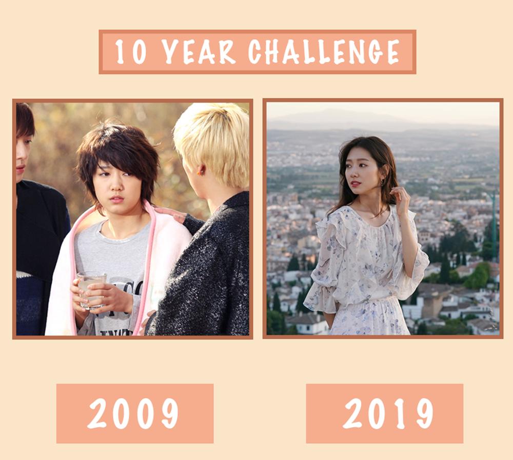 紧跟风潮!还记得2009年爆红的韩剧女星吗?她们十年后长这样!插图1