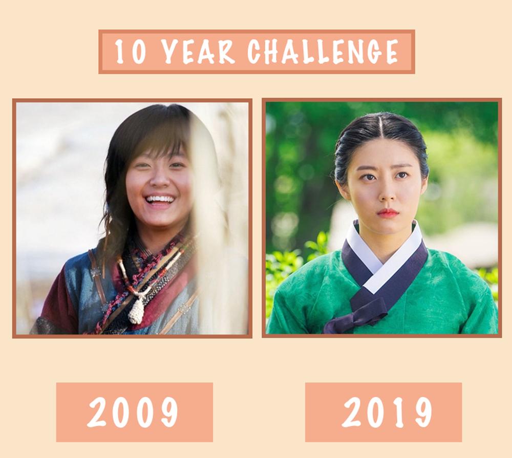 紧跟风潮!还记得2009年爆红的韩剧女星吗?她们十年后长这样!插图6