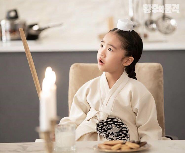 宫斗最强者!《皇后的品格》小公主超会演,原来这些韩剧都有她!插图