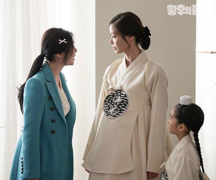 宫斗最强者!《皇后的品格》小公主超会演,原来这些韩剧都有她!插图2