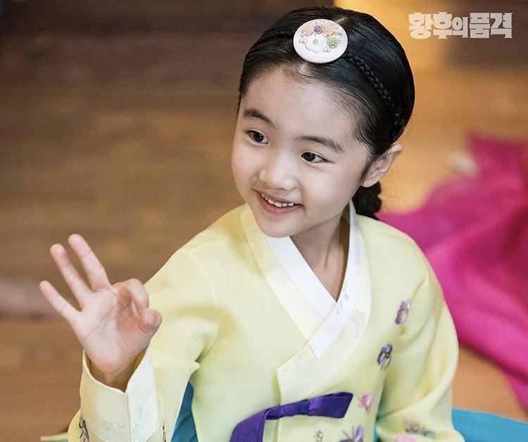 宫斗最强者!《皇后的品格》小公主超会演,原来这些韩剧都有她!插图3