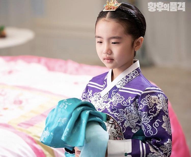 宫斗最强者!《皇后的品格》小公主超会演,原来这些韩剧都有她!插图4