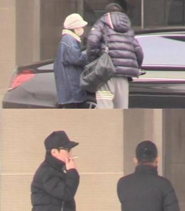 冯绍峰被拍到抽烟,网友心疼怀孕的赵丽颖狠批他完全不顾及老婆!插图3