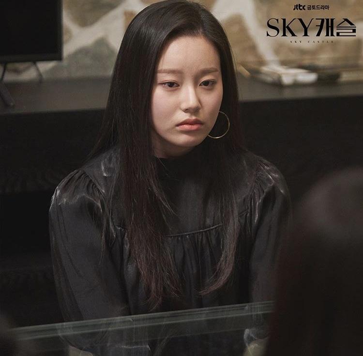 话题韩剧《天空之城》新生代女演员大盘点,原来她们私下这么漂亮插图2