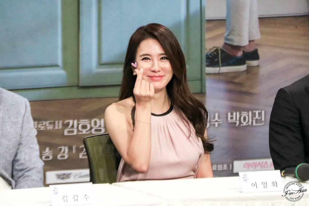 无法相信已经四五十岁,盘点韩国演艺圈4位超冻龄「美魔女」!插图4