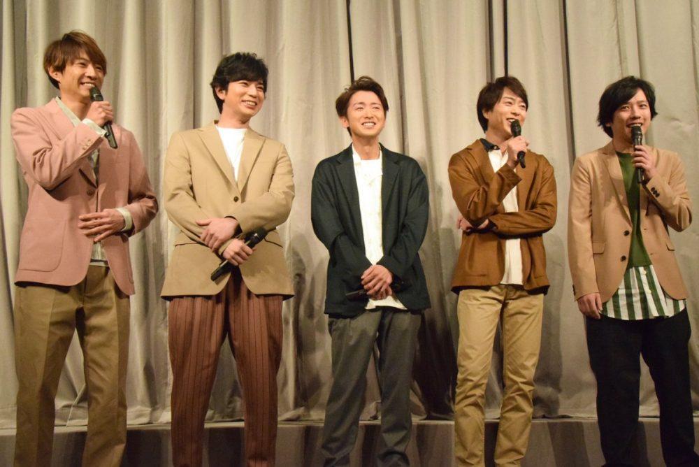 粉丝心碎!日本国民级偶像组合「岚」宣布:团体活动只到2020年最后一天!插图4