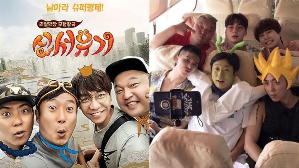 「罗PD」2019年4档综艺即将上线,承包大家笑点的韩综都要回归啦插图3