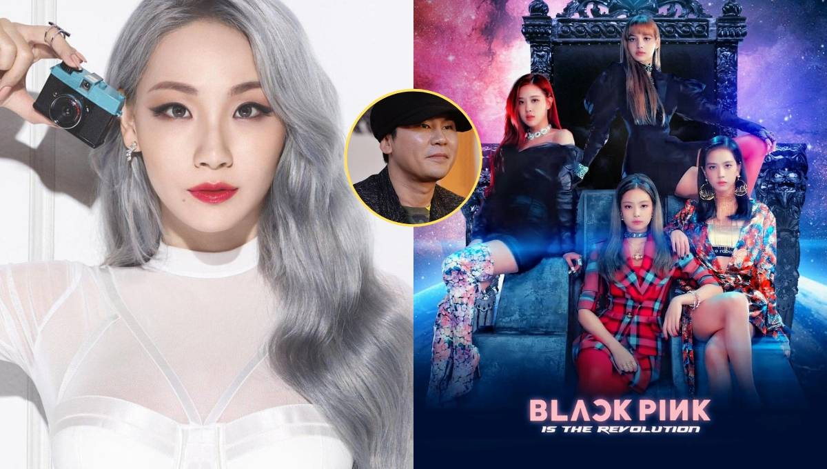 BLACKPINK下月回归,昔日师姐团2NE1成员遭冷落引发粉丝不满!插图