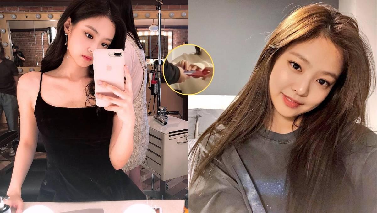 BLACKPINK成员Jennie被目击跟SM娱乐的她约会,最后还抢着买单!插图